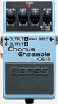 Boss CE-5 Chorus Ensemble Guitar Chorus Effects Pedal