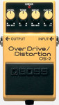 Boss OS-2 OverDrive/Distortion Guitar Overdrive Pedal