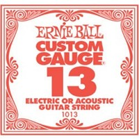 Ernie Ball 1013 .013 Plain Steel Single String - Cover