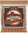 Ernie Ball 2146 Regular Slinky Medium Light Phosphor Bronze Acoustic Guitar Strings