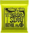 Ernie Ball 2221 Regular Slinky 10-46 Nickel Wound Electric Guitar Strings