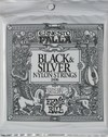 Ernie Ball 2406 Ernesto Palla Black and Silver Nylon Classical Guitar Strings
