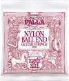 Ernie Ball 2409 Ernesto Palla Black and Gold Ball End Nylon Classical Guitar Strings