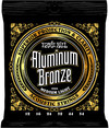 Ernie Ball 2566 Aluminum Bronze Medium Light Acoustic Guitar Strings