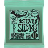 Ernie Ball 2626 Not Even Slinky 12-56 Nickel Wound Electric Guitar Strings