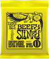 Ernie Ball 2627 Beefy Slinky 11-54 Nickel Wound Electric Guitar Strings