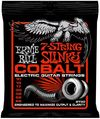 Ernie Ball 2730 Cobalt 7 String Skinny Top Heavy Bottom 10-62 7 String Electric Guitar Strings