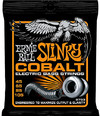 Ernie Ball 2733 Cobalt Hybrid Slinky 45-108 Bass Guitar Strings