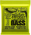 Ernie Ball 2832 Regular Slinky 50-105 Nickel Wound Bass Guitar Strings