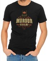 Mordor Dark Ale Mens T-Shirt Black (Medium)