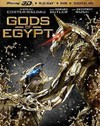 Gods of Egypt 3D (Region A Blu-ray)