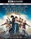 Pride and Prejudice and Zombies (Region A - 4K Ultra HD + Blu-Ray)