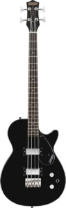 Gretsch G2220 Electromatic Junior Jet Bass Guitar (Black)