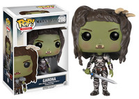 Funko Pop! Movies - Warcraft Garona - Cover