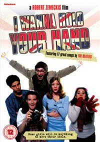 I Wanna Hold Your Hand (DVD) - Cover
