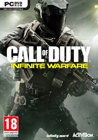 Call of Duty: Infinite Warfare (PC) - Cover
