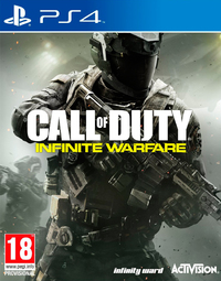 Call of Duty: Infinite Warfare (PS4) - Cover