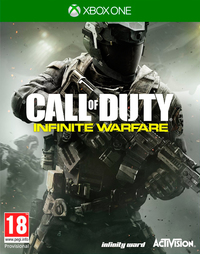 Call of Duty: Infinite Warfare (Xbox One) - Cover