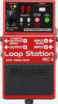 Boss RC-3 Loop Station Guitar Loop Pedal
