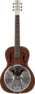 Gretsch G9200 Boxcar Round-Neck Acoustic Resonator Guitar (Natural)