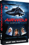 Airwolf: Complete Series (Region 1 DVD)
