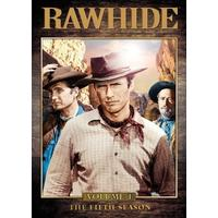 Rawhide - Season 5 Volumes 1 & 2 (DVD)
