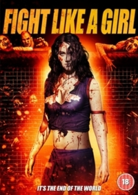 Fight Like a Girl (DVD) - Cover