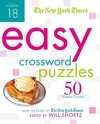 The New York Times Easy Crossword Puzzles - Will Shortz (Paperback)