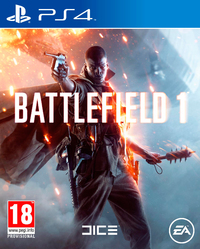Battlefield 1 (PS4) - Cover