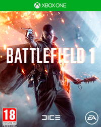 Battlefield 1 (Xbox One) - Cover