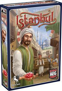 Istanbul (Board Game) - Cover