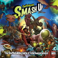 Smash Up (Card Game) - Cover