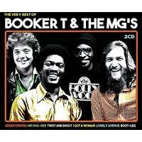 Booker T & the Mgs - Very Best of Booker T & the Mgs (CD)