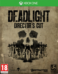 Deadlight: Director's Cut (Xbox One) - Cover