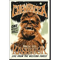 Star Wars - Chewbacca (Framed Poster)