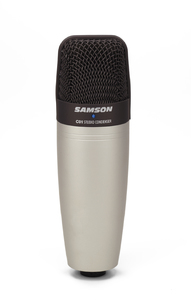 Samson C01 Condenser Microphone - Cover