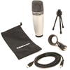 Samson C03UCW Multi-Pattern USB Microphone with Software