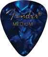 Fender 351 Shape Premium Blue Moto Medium Pick