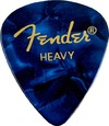 Fender 351 Shape Premium Blue Moto Heavy Pick