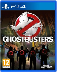 Ghostbusters (PS4) - Cover