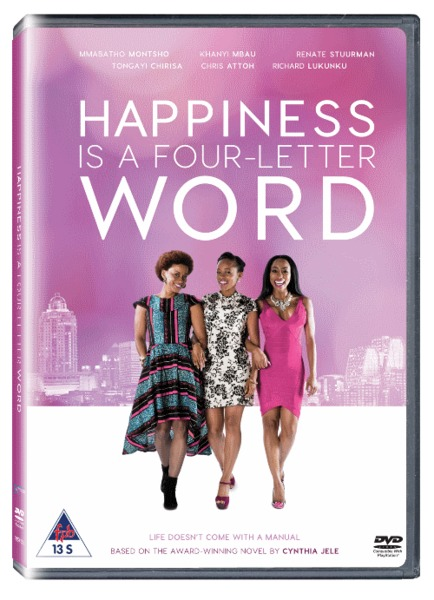 happiness is a four letter word  dvd