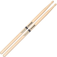 Promark FBH580TW Forward 55A .580 Hickory Tear Drop Wood Tip Drum Stick - Cover