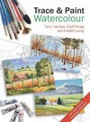Trace and Paint Watercolour - Terry Harrison (Paperback)