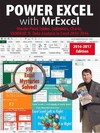 Power Excel With Mrexcel - 2017 Edition - Bill Jelen (Paperback)