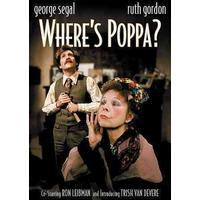 Where's Poppa (Region 1 DVD)