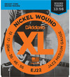 D'Addario EJ22 13-56 Nickel Wound Jazz Medium Electric Guitar Strings