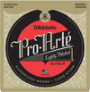 D'Addario EJ45LP Pro-Arte Lightly Polished Composite Normal Tension Nylon Classical Guitar Strings