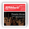 D'Addario EPBB170-5 45-130 Phosphor Bronze Long Scale 5 String Acoustic Bass Guitar Strings