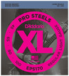 D'Addario EPS170 45-100 ProSteel Bass Light Long Scale 5 String Bass Guitar Strings