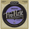 D'Addario EXP44 Pro-Arte Coated Extra Hard Tension Nylon Classical Guitar Strings